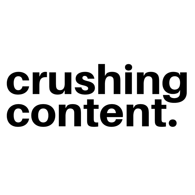 Crushing Content